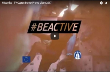 #Beactive - TV Cyprus Indoor Video 2017